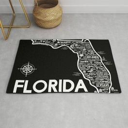 Florida Map Rug