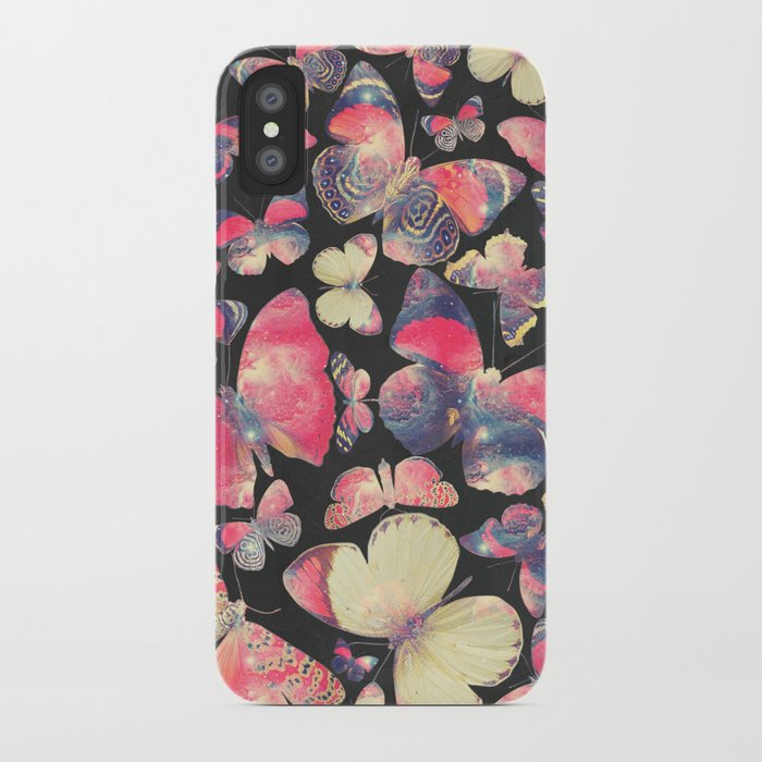 Come with me butterflies II. iPhone Case