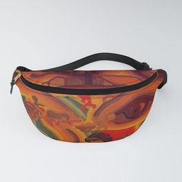 Face of War Fanny Pack