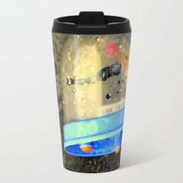 Snow Globe-al Warming Travel Mug