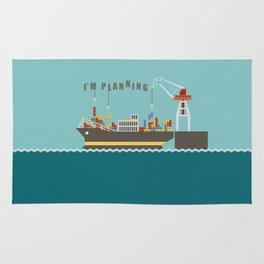 Planner Rug
