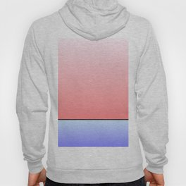 Tribute to rothko 2b- monochrom,multiform,minimalism,expressionist,color,chromatico. Hoody