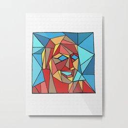 Number #60 Metal Print