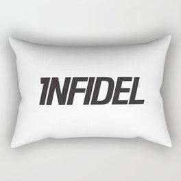 INFIDEL Rectangular Pillow
