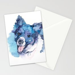 DOG#15 Stationery Cards