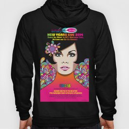 """NYE 2014"" Subway Soul by Dawn Carrington Hoody"