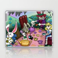 Alice in Wonderland by RonkyTonk Laptop & iPad Skin