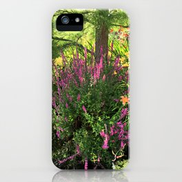 Hyde Hall in the blush of a summer iPhone Case