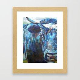Steer (*Koinonia*) Framed Art Print