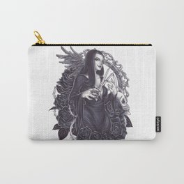 Morticia Addams Carry-All Pouch