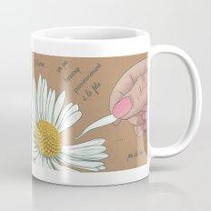 Je t'aime...un peu...beaucoup Mug
