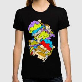Sleepy Heads - Rainbow 1 T-shirt