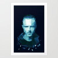 jesse pinkman Art Prints featuring Jesse Pinkman by Dr.Söd