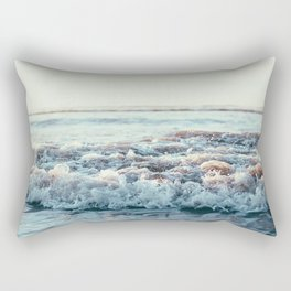 Pacific Ocean Rectangular Pillow