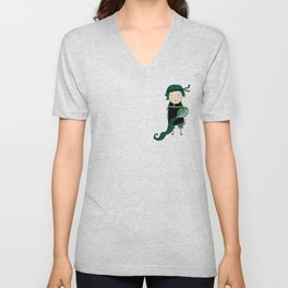 Aquarius Boy Unisex V-Neck