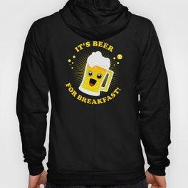 Beer For Breakfast Hoody