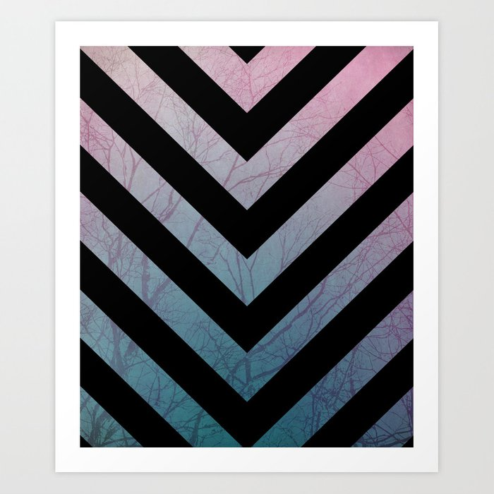 Bold Revisited  Art Print