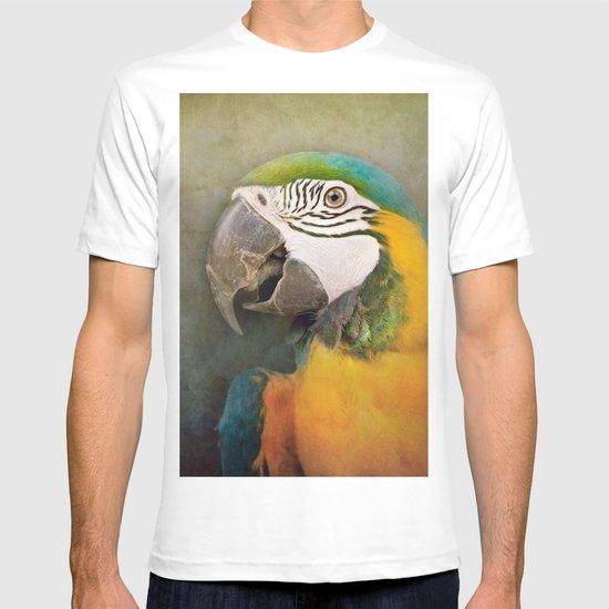 Portrait of a Parrot T-shirt