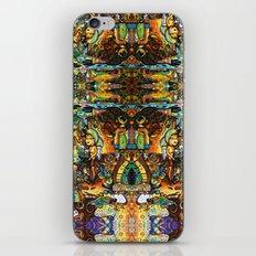 BBQSHOES™: Ebent-D Psychedelic Art iPhone & iPod Skin