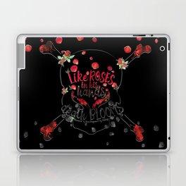 Illuminae - Death Like Roses Laptop & iPad Skin