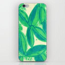 Viridis iPhone Skin