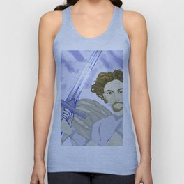 Clashing of Swords Unisex Tank Top