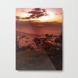 Sunrise Sunshine Coast - Australia Metal Print