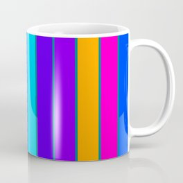 sTRIPES Colorful  Coffee Mug