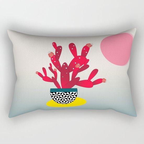 Cactus 4 Rectangular Pillow