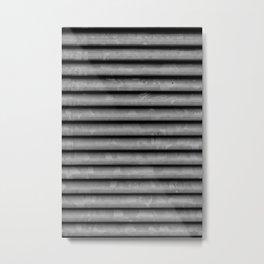 Venting Metal Print