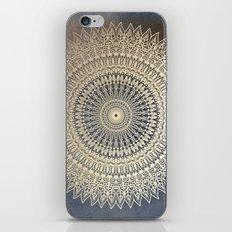 DESERT SUN MANDALA iPhone & iPod Skin
