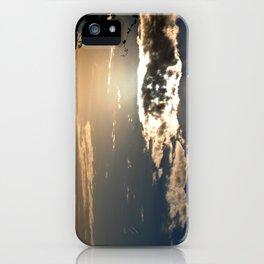 San Diego Sunset iPhone Case