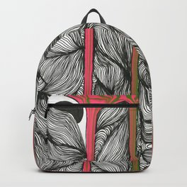 Drippy Personality  Backpack