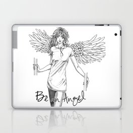 Be an Angel Laptop & iPad Skin