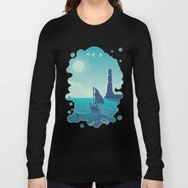 Zelda Wind Waker Long Sleeve T-shirt
