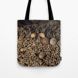We Are All the Same in the End Tote Bag