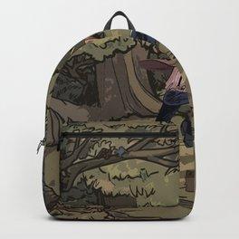 Doctor in Wonderland Backpack