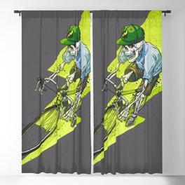 rapid bones (variant) Blackout Curtain