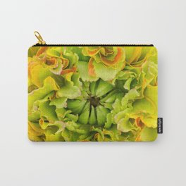 Pon Pon Trilly Ranunculus Carry-All Pouch