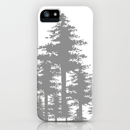 Forrest iPhone Case