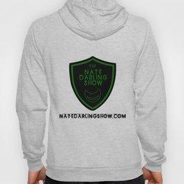 Nate darling show shield Hoody