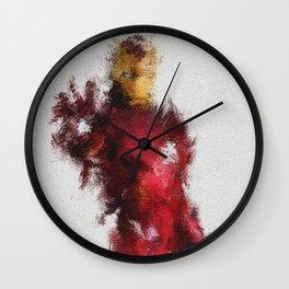 Made of Iron Wall Clock