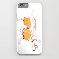 Chien Chaud iPhone 6s Slim Case
