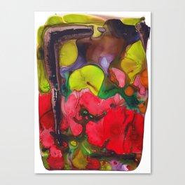 Broken Petals  Canvas Print