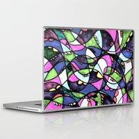 wonderland Laptop & iPad Skins featuring WONDERLAND by JESSIE WEITZ