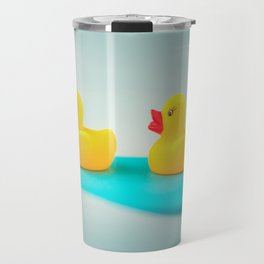 Rubber ducks Travel Mug