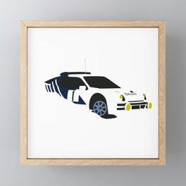 RS 200 Framed Mini Art Print