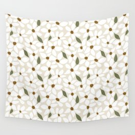 Chamomile Wall Tapestry
