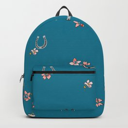 Lucky horseshoes Backpack