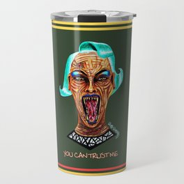 Never Trust a Monster Travel Mug